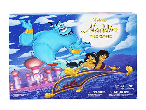 Disney Retro Aladdin Board Game
