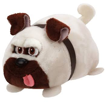Ty Teeny Tys Secret Life of Pets Mel Plush