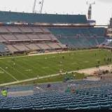 Zero positive tests for Jaguars in last 24 hours, set to host Lions at 1 pm Sunday