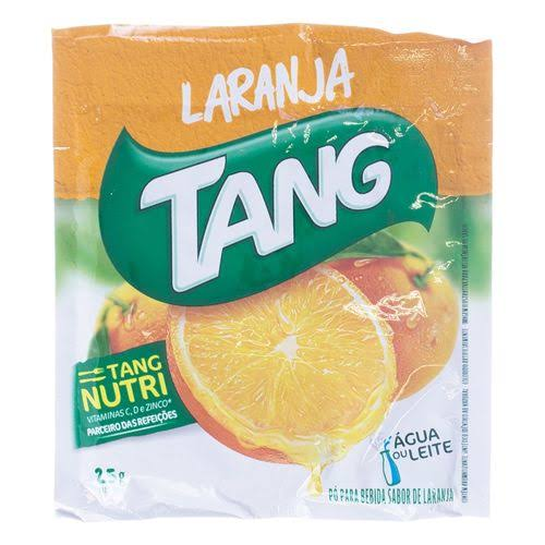 Tang Powder Juice - Orange Flavor, 25g