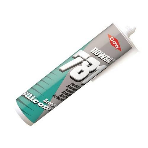 Dow Corning 781 Drinking Water Safe Clear Silicone Sealant - 310ml