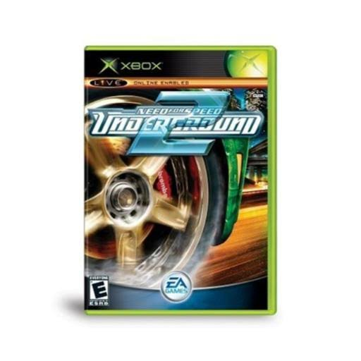 Need for Speed: Underground 2 - Xbox