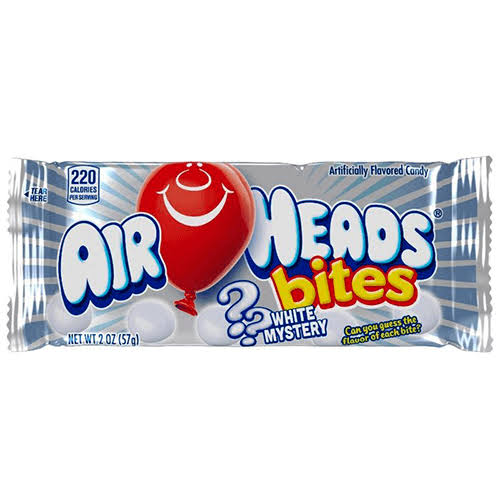 Airheads White Mystery Bites Bag