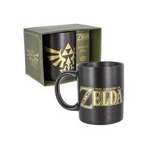 Legend of Zelda Mug - Hyrule Logo