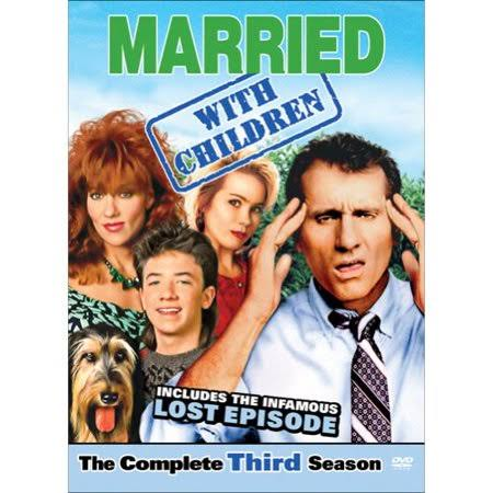 Married With Children 3rd Season DVD