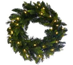 Bethlehem Lights Christmas Trees Qvc by Bethlehem Lights 24