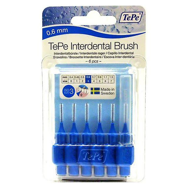 Tepe Interdental Brush - Size 3, x6