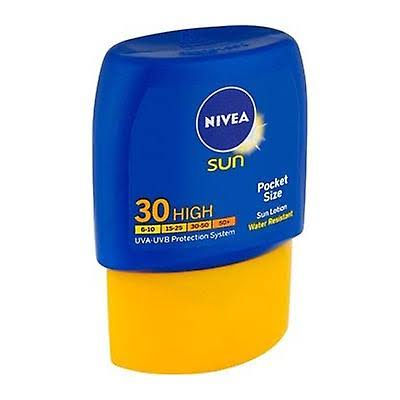 NIVEA Sun Pocket Size Lotion - SPF30, 50ml