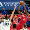 Sixers Bell Ringer: Sixers end season's first half on high note with ...