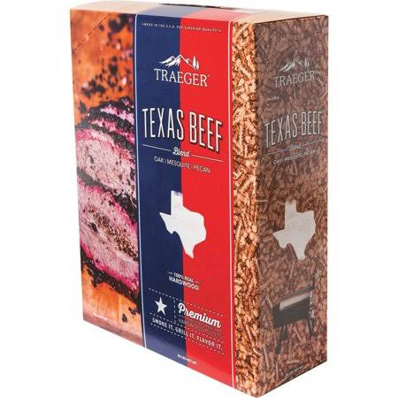 Traeger Texas Beef Blend Wood Pellets - 20lb