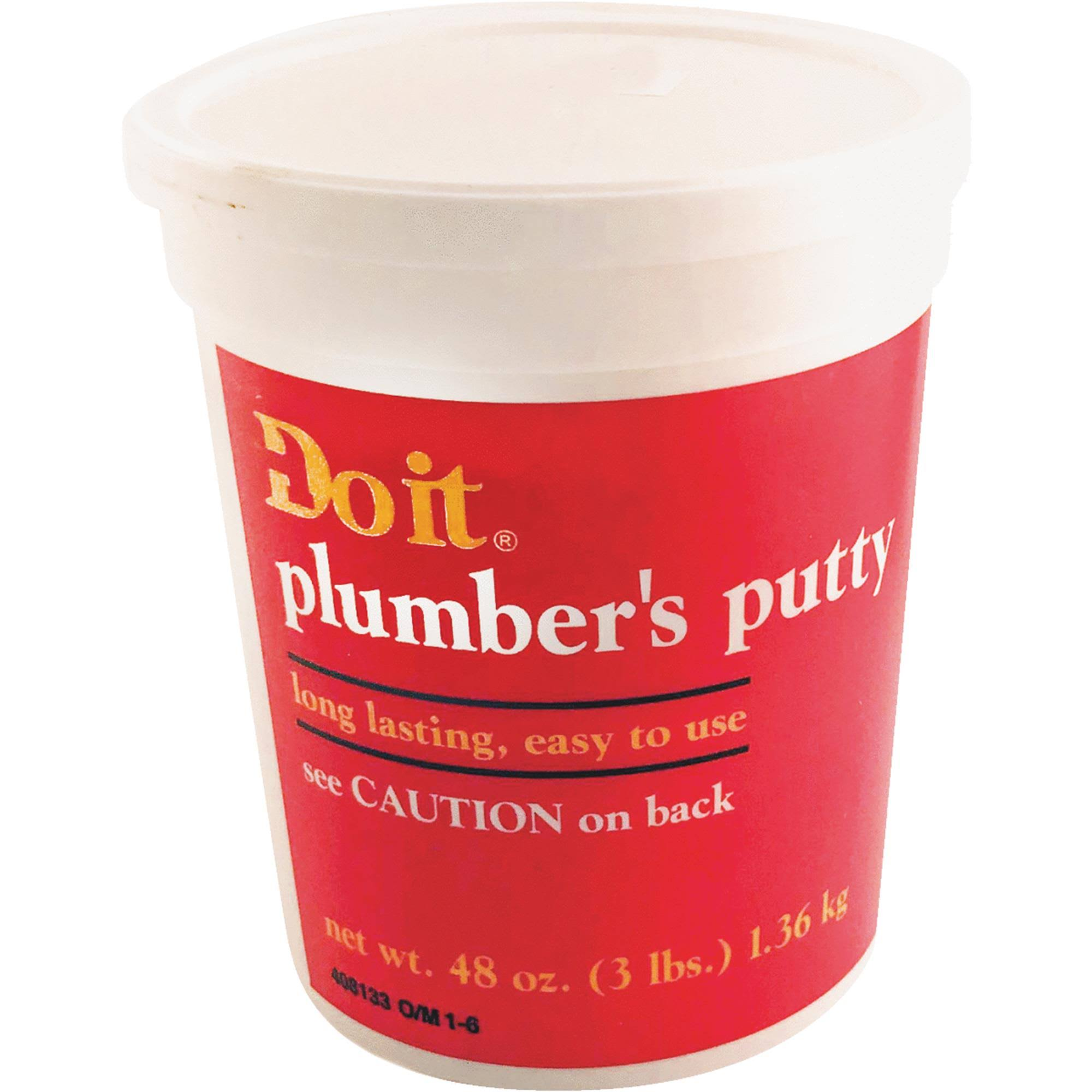 Do it Plumber's Putty - 3lbs