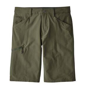 Patagonia Quandary Shorts 12in Men's, Industrial Green, Size 34