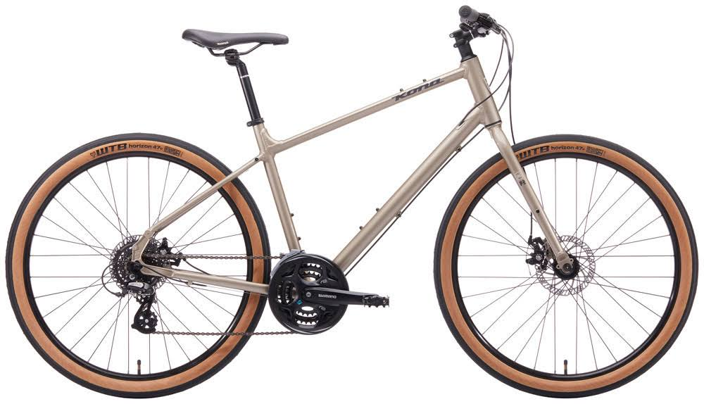 Kona Dew 2020 Hybrid Bike | Metallic Sand (M)