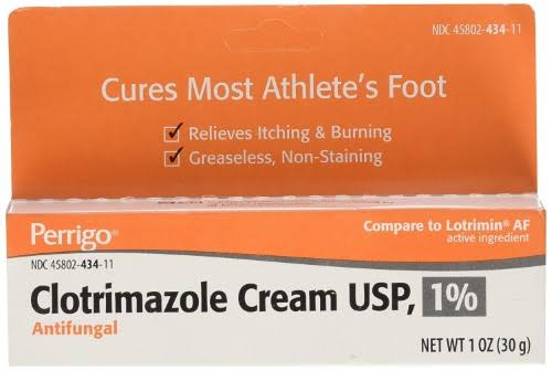 Clotrimazole Cream USP
