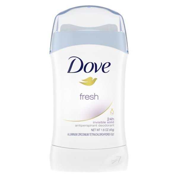 Dove Fresh Antiperspirant Deodorant - 1.6oz, Fresh