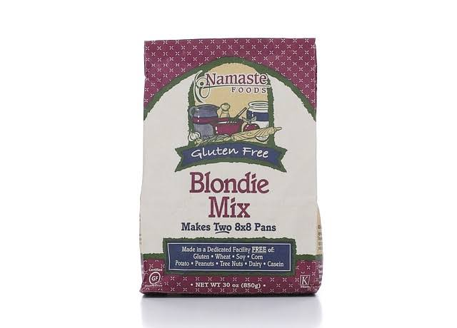 Namaste Gluten Free Blondie Mix - 30oz