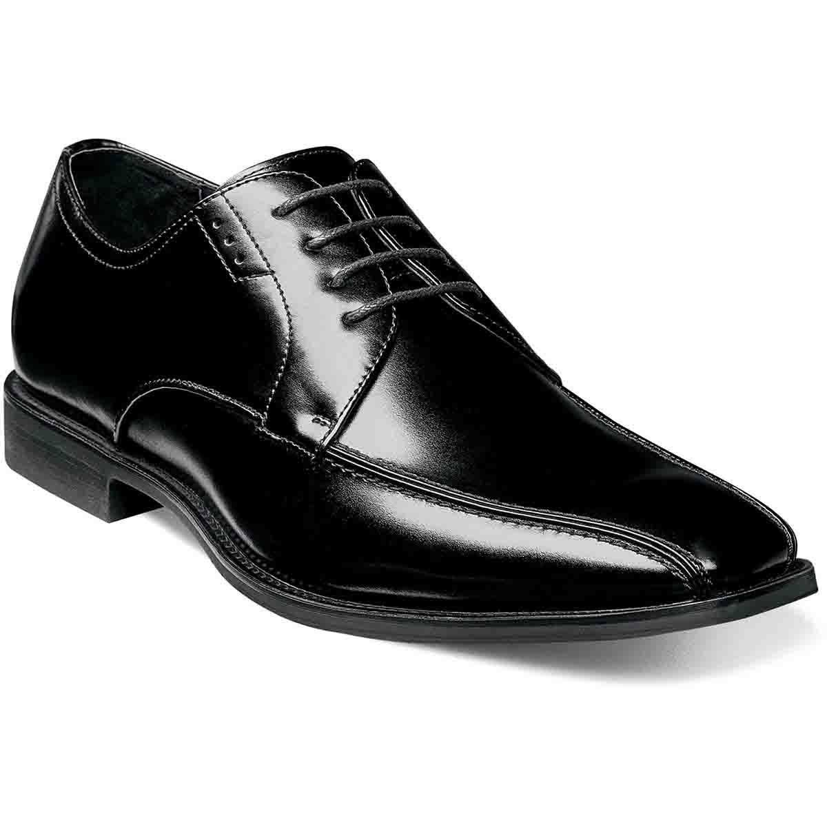 Stacy Adams Men's Logan Oxford -Black