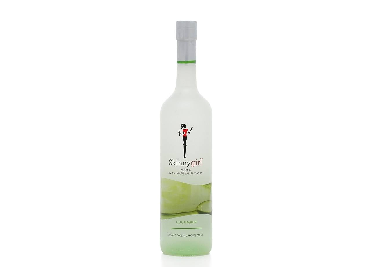 Skinnygirl Vodka - Cucumber, 750ml