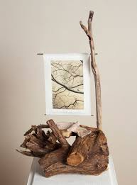 Driftwood Christmas Trees For Sale by Merrill Krabill Goshen College