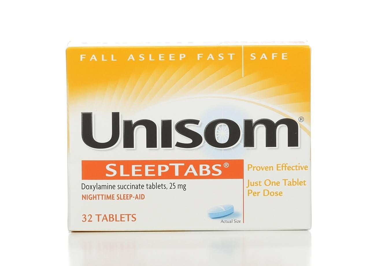 Unisom Sleep Tabs - 32 ct