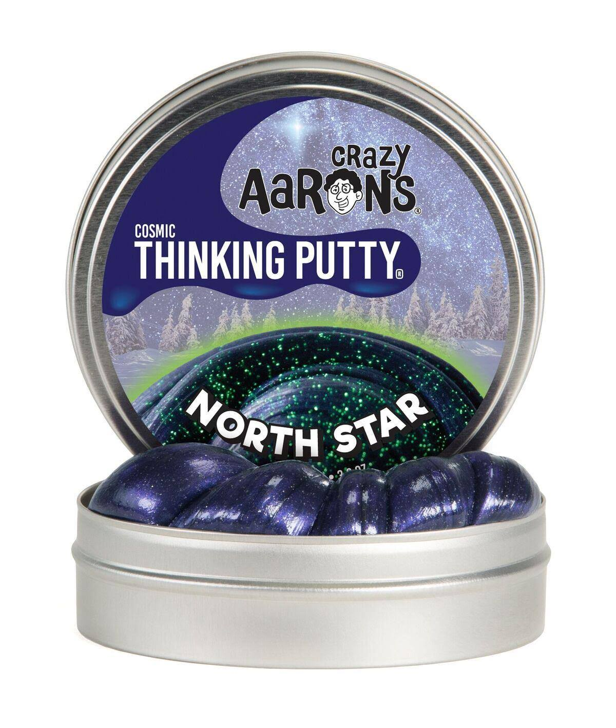Crazy Aaron's Thinking Putty NS020 North Star 4""