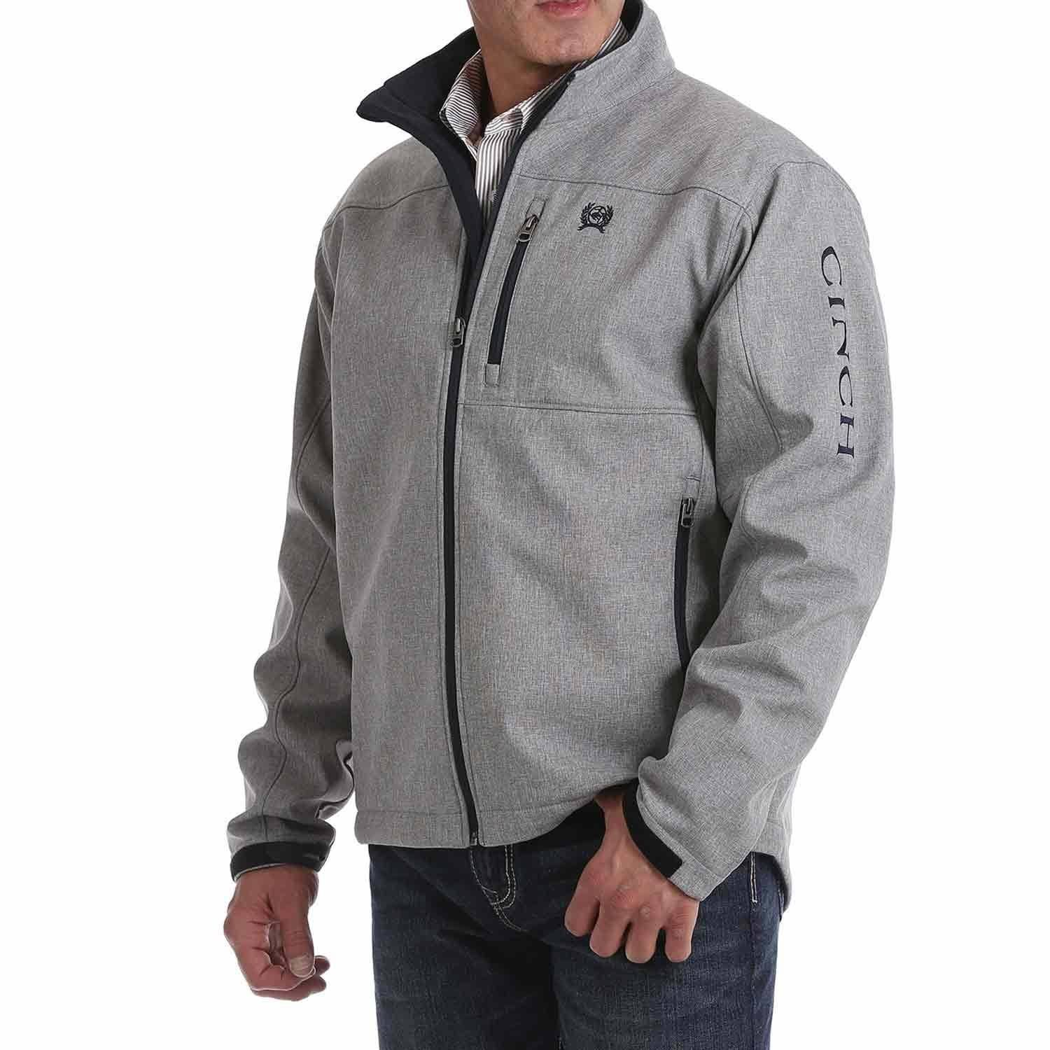 Cinch Men's Textured Bonded Jacket