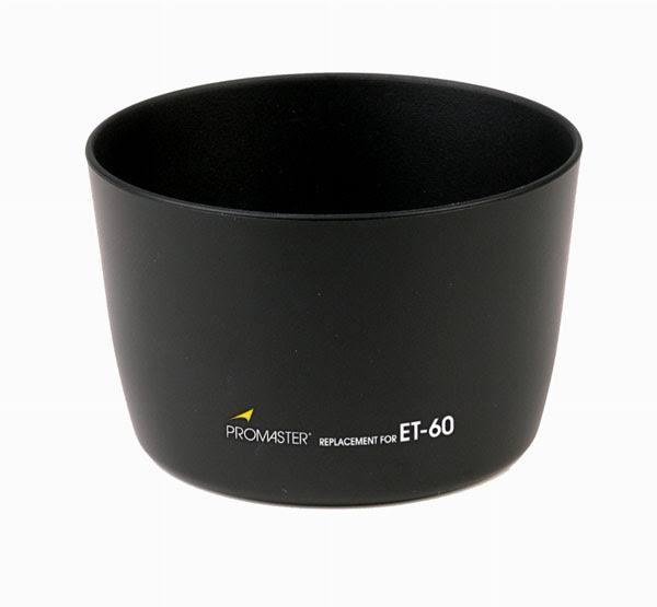 Promaster Et60 Replacement Lens Hood for Canon