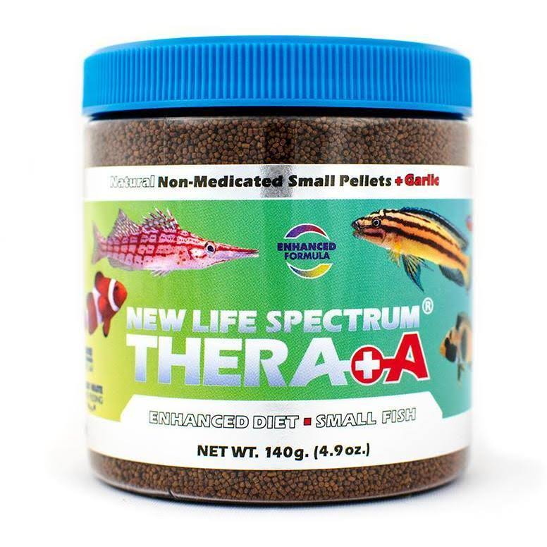 New Life Spectrum Thera A Small Fish Formula - 140g