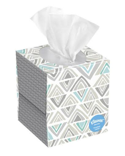 Kleenex KCWW Tissues, Trusted Care, 2-Ply - 70 tissues