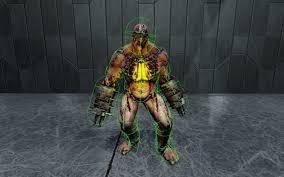 Killing Floor Scrake Hitbox by Steam Community Guide The Gunslinger Scrubsheet