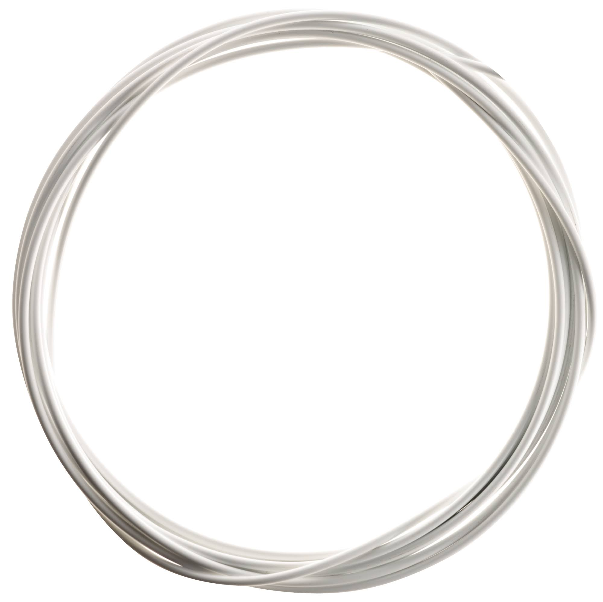 Bontrager Project One Gear Cable Outer Housing Colour: White