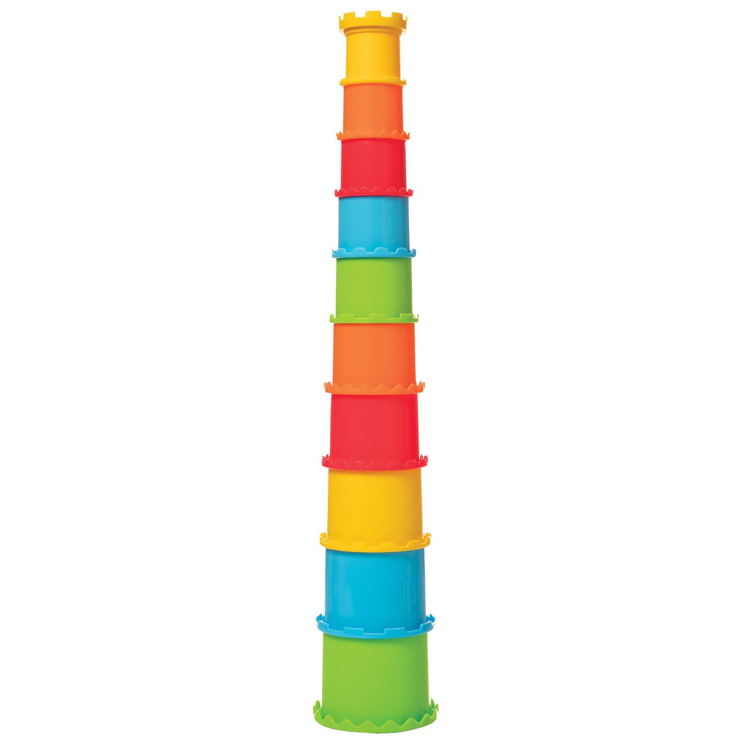 Manhattan Toy | Stack + Smash Cups