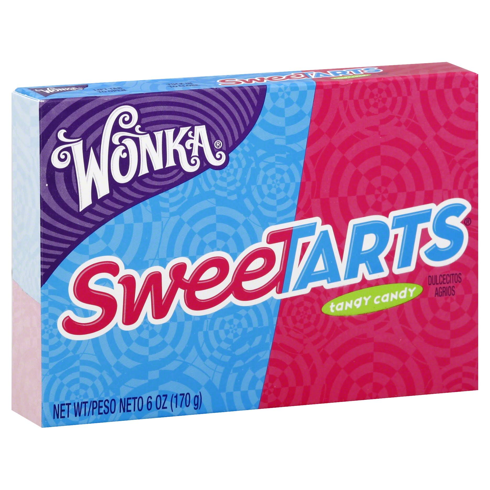 Sweetart Theater Box - 6oz, x12