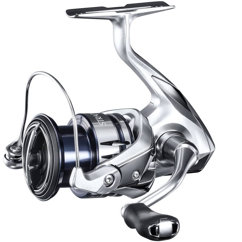 Shimano ST2500HGFL 19 Stradic FL Spinning Fishing Reels - Right or Left Hand, Ratio 6.0:1