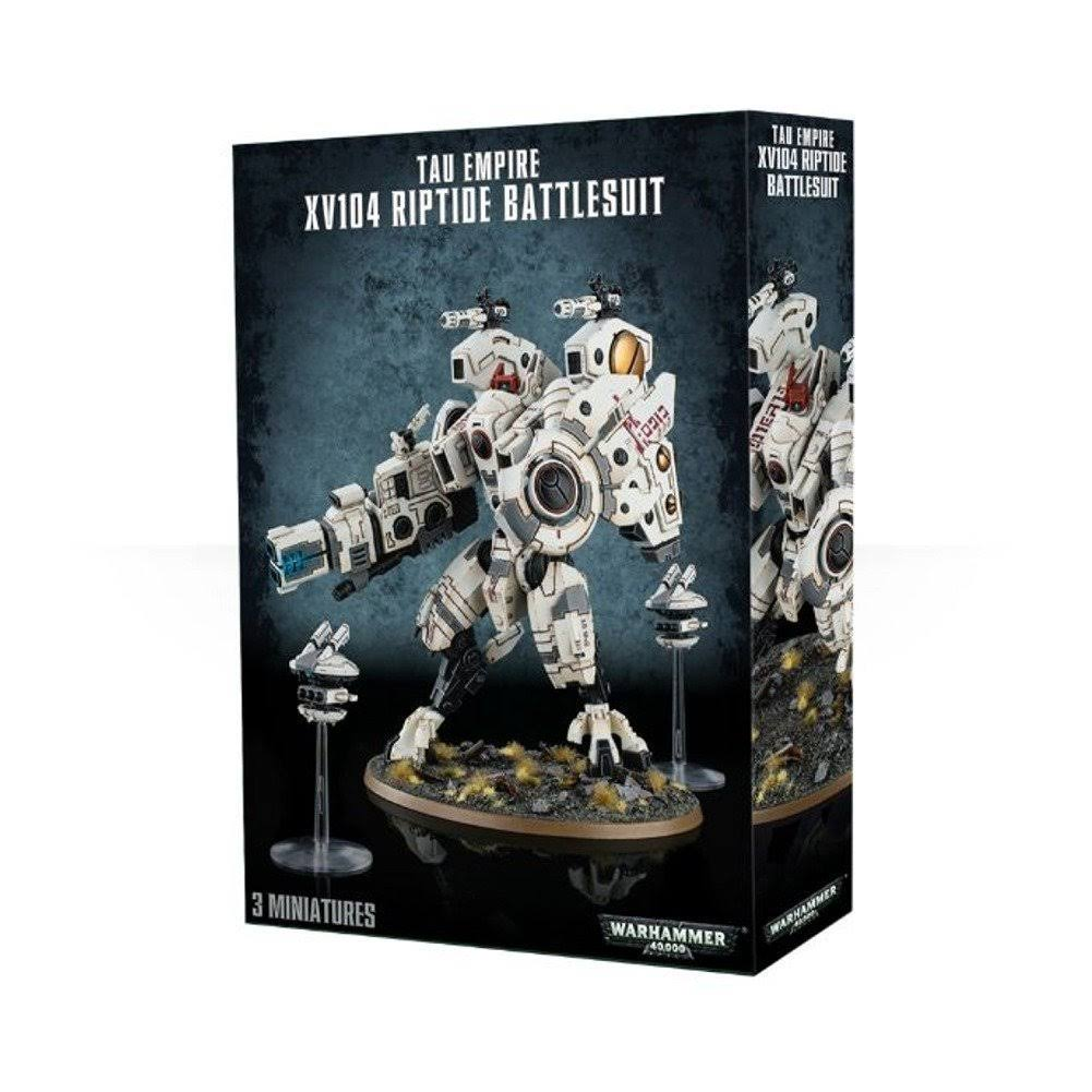 Games Workshop Warhammer 40,000 XV104 Riptide Battlesuit