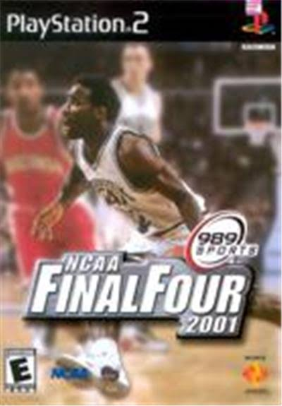 NCAA Final Four 2001 - PlayStation 2