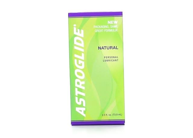 Astroglide Natural Personal Lubricant - 73.9ml