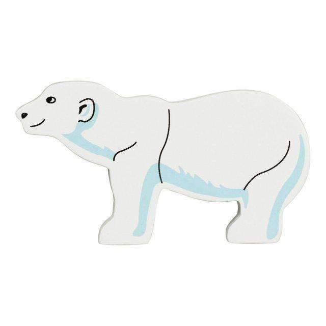 Lanka Kade Painted Polar Bear