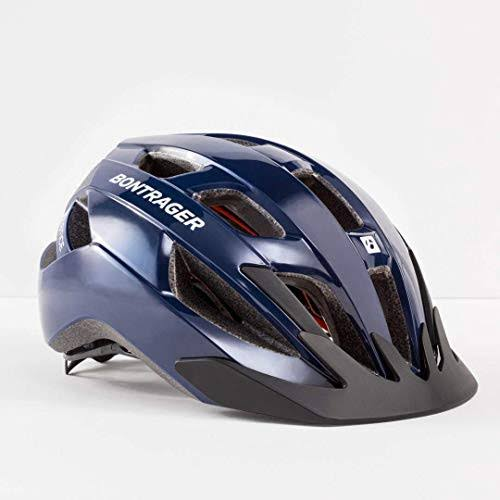 Bontrager Solstice Bike Helmet - Navy - Small/Medium