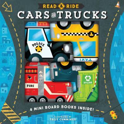 Cars and Trucks - Chronicle Books
