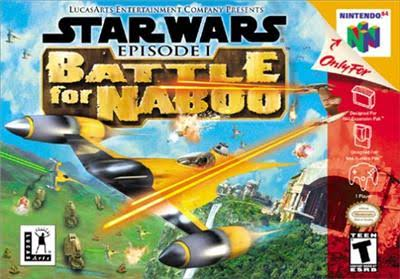 Star Wars Episode I: Battle for Naboo - Nintendo 64