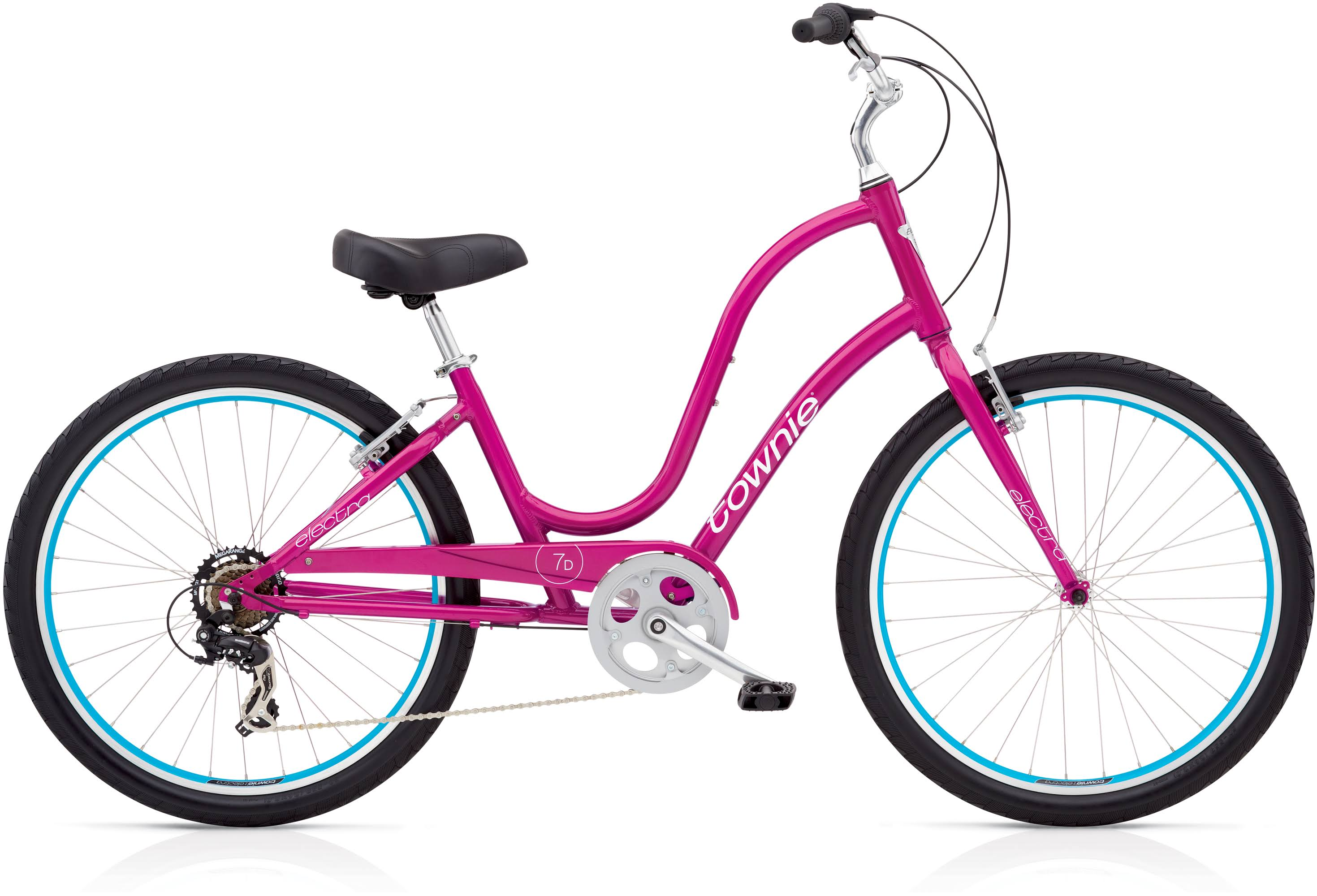 Electra Women's Townie 7D Step Through Bike