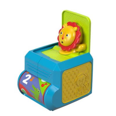 Fisher Price Spin N Surprise Lion Toy Playset
