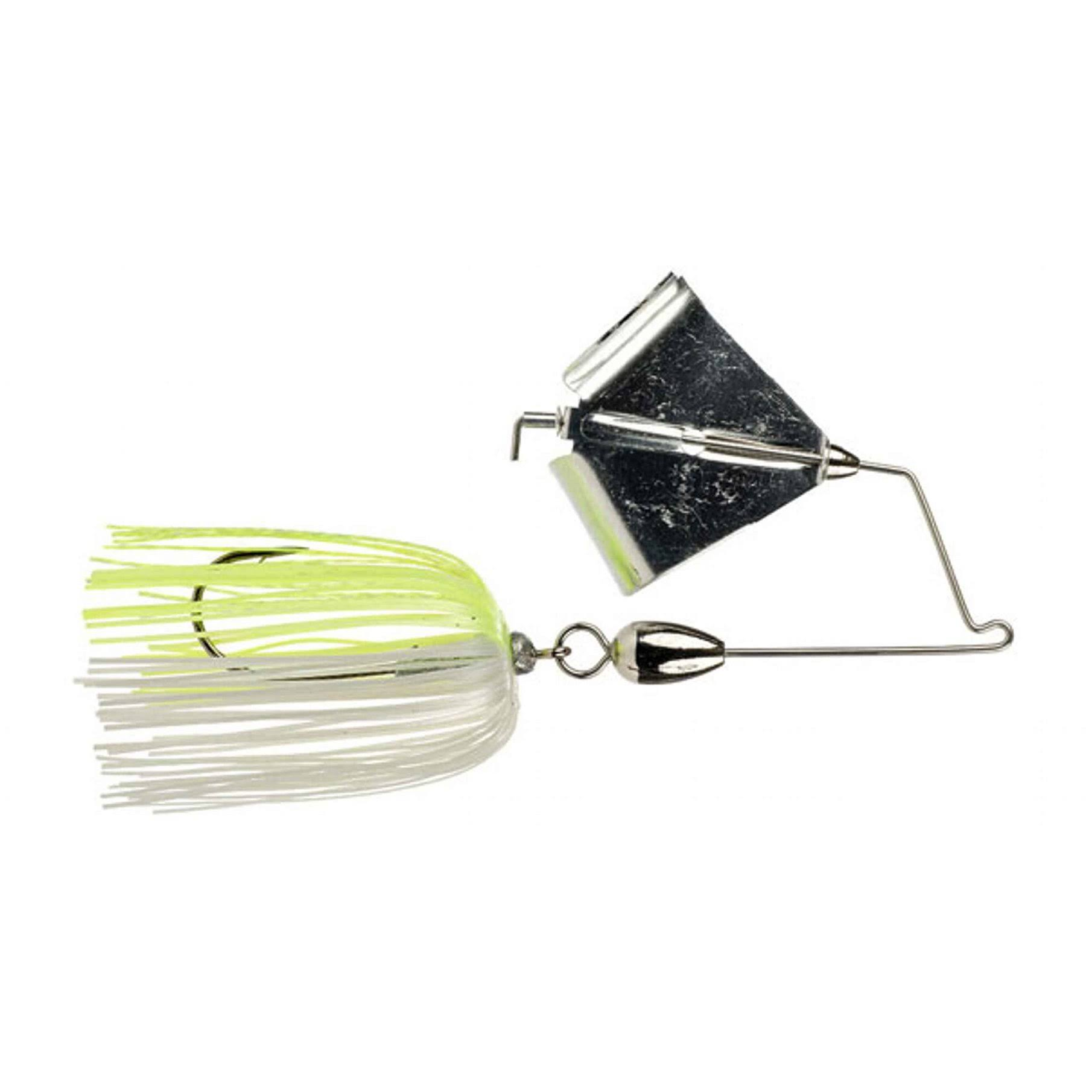 Strike King Swinging Sugar Buzz, Chartreuse White