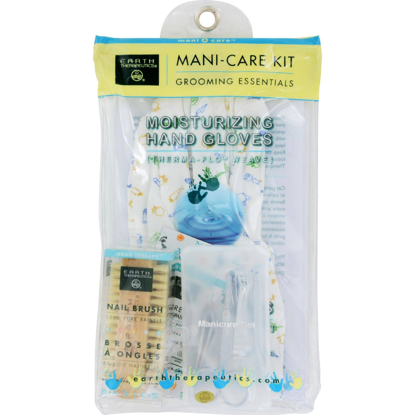 Earth Therapeutics Mani-Care Kit