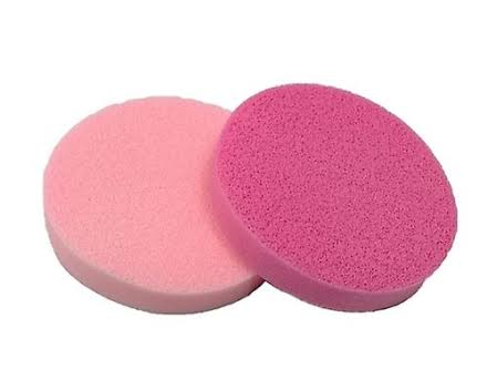 Ramer Classic Cosmetic Sponges x 2 (Colurs May Vary)