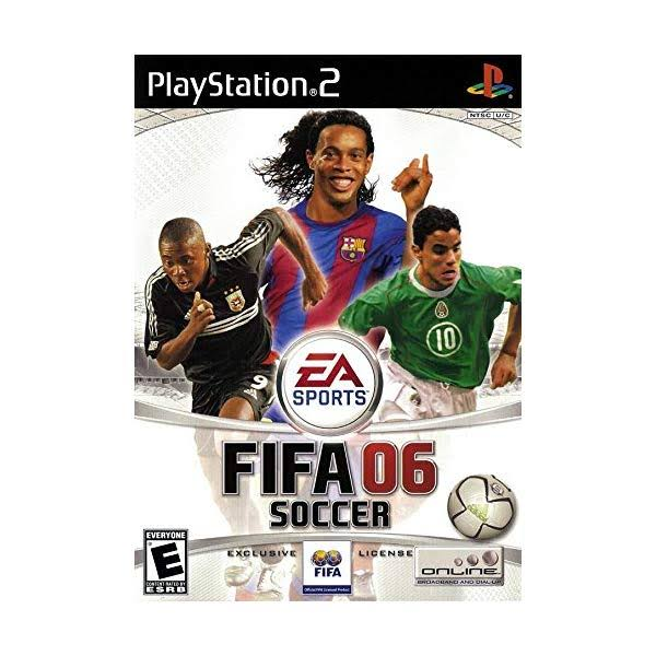 FIFA Soccer 2005 - Play Station 2