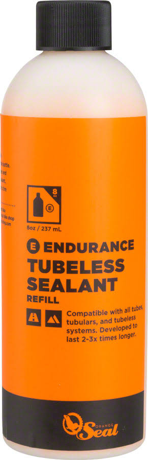 Orange Seal Endurance Tubeless Tire Sealant Refill - 8oz