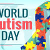 It's World Autism Awareness Day, ...