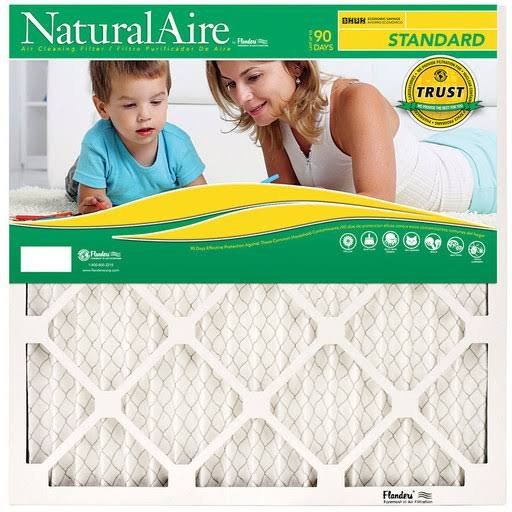 "Naturalaire Standard Air Filter - Merv 8, 10"" x 10"" x 1"", 1pk"